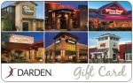 $50 Darden's Restaurants Gift Card