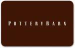 $25 Pottery Barn/Williams-Sonoma Gift Card