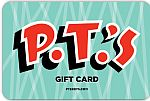 $25 P. Terry's Burger Stand Gift Card