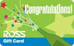 $50 ROSS Stores Gift Card